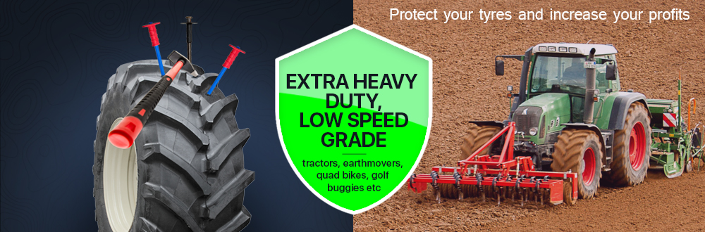 Puncturesafe UK Low Speed Extra Heavy Duty Grade image